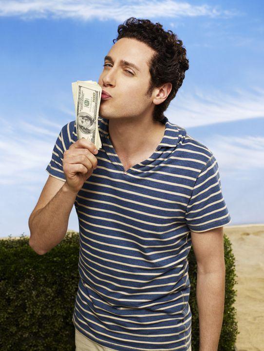 (1. Staffel) - Immer auf der Suche nach heißen Frauen und einer Möglichkeit, schnell an viel Geld zu kommen: Evan R. Lawson (Paulo Costanzo) - Bildquelle: Universal Studios