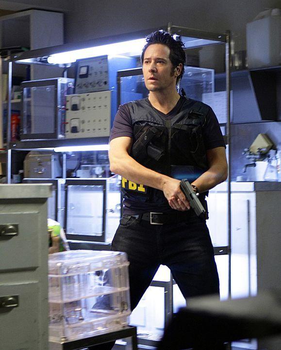 Beim Versuch einer militanten Tierschützergruppierung, Versuchstiere aus dem Labor des CalSci zu befreien, gibt es ein Todesopfer zu beklagen. Don (... - Bildquelle: Paramount Network Television