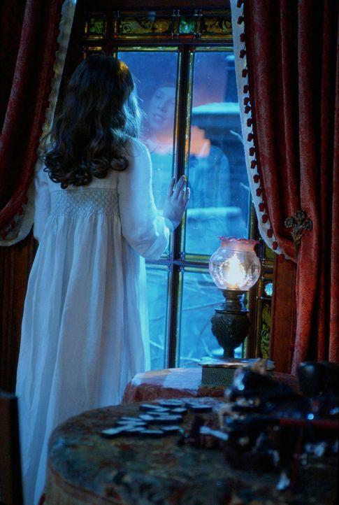 Nacht für Nacht erzählt Wendy (Rachel Hurd-Wood) ihren Brüdern eine Gute-Nacht-Geschichte. Doch eines Tages wird aus der Geschichte Realität ... - Bildquelle: 2004 Sony Pictures Television International. All Rights Reserved.