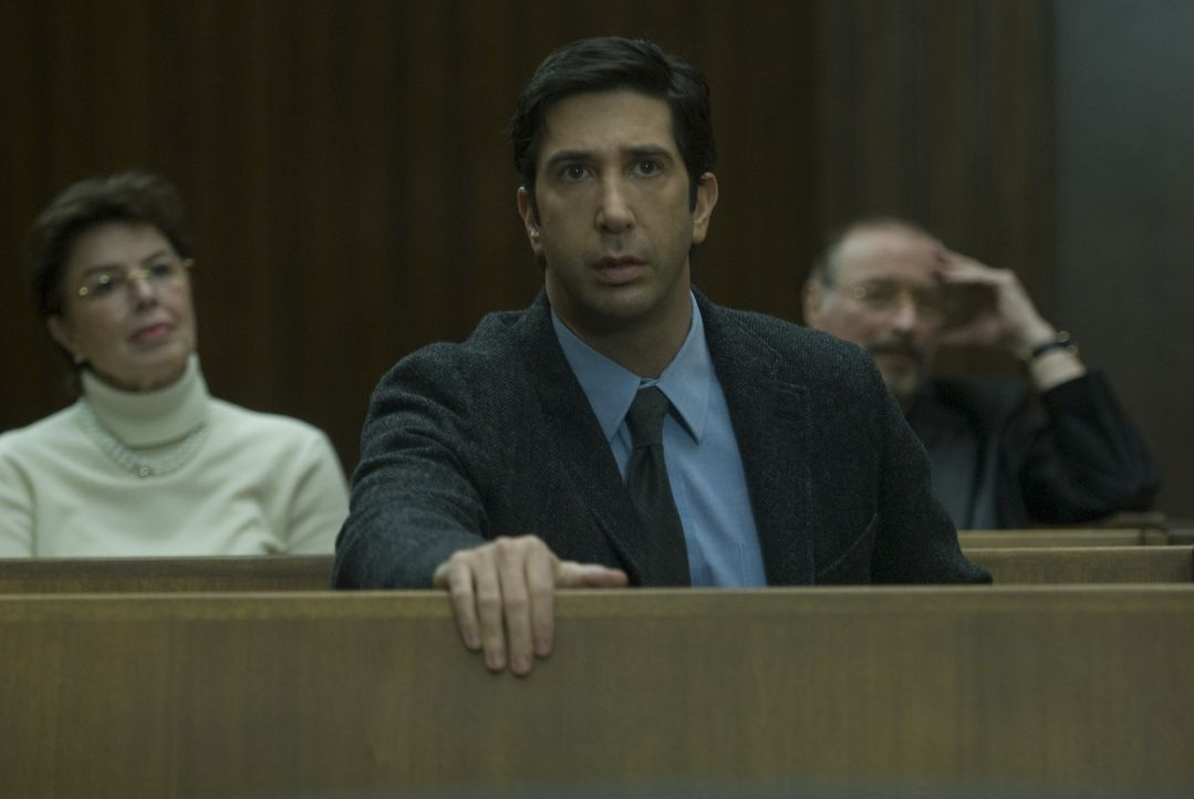Macht sich große Sorgen um seine Frau: Ray (David Schwimmer) .... - Bildquelle: 2008 Nothing but the Truth Productions, LLC.