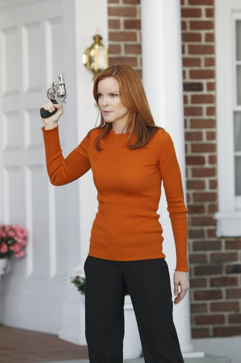 Was hat Bree (Marcia Cross) nur vor? - Bildquelle: ABC Studios