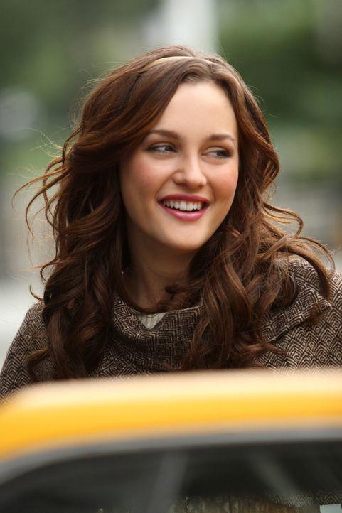 Sie freut sich auf die Feiertage, doch schon bald muss Blair (Leighton Meester) eine traurige Nachricht erfahren ... - Bildquelle: Warner Brothers
