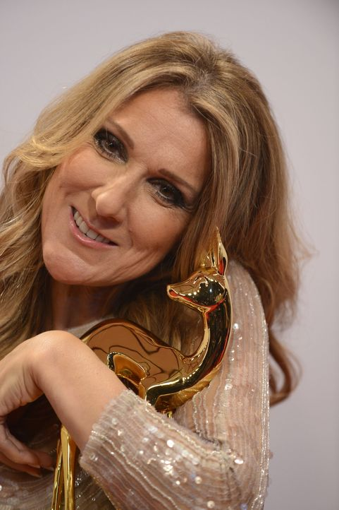 Celine Dion - Bildquelle: AFP