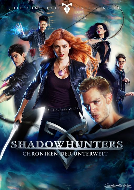 (1. Staffel) - Shadowhunters - Artwork - Bildquelle: 2015 Disney Enterprises, Inc. All rights reserved.