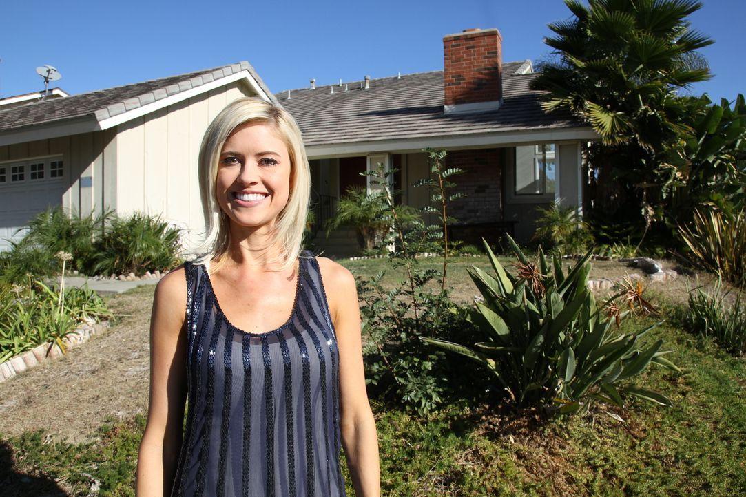 (1. Staffel) - Top oder Flop? Die Super-Makler: Christina (Bild) und Tarek El Moussa kaufen preiswert Häuser auf. Sie stecken all ihre Energie in di... - Bildquelle: 2012, HGTV/Scripps Networks, LLC. All Rights Reserved