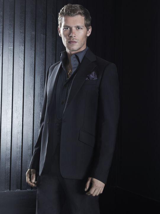 (3. Staffel) - Er ist ein Urvampir wie er im Buche steht: Klaus (Joseph Morgan) - Bildquelle: Warner Brothers