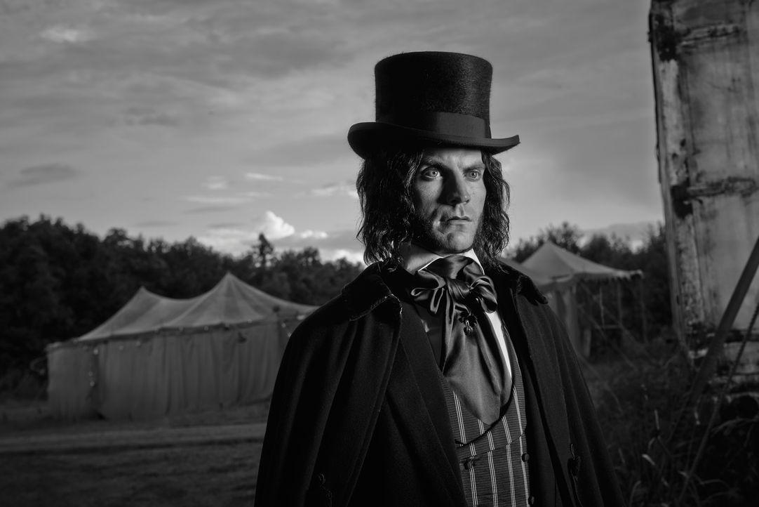 (4. Staffel) - Immer für eine Überraschung und unerwartetes Auftauchen gut: Edward Mordrake (Wes Bentley) ... - Bildquelle: 2014, FX Network. All rights reserved.