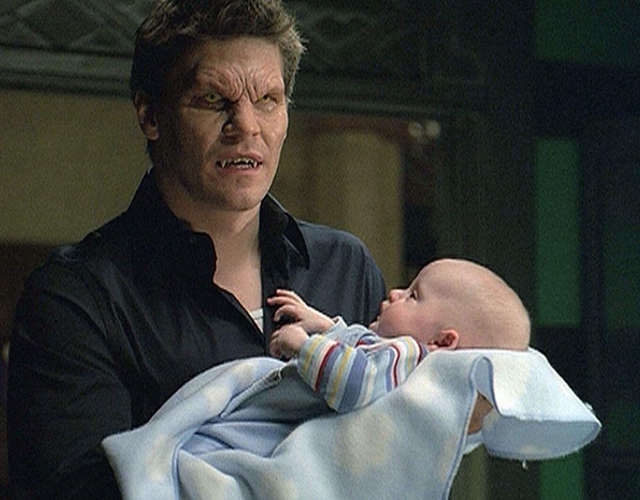 Traum oder Wirklichkeit? Angel (David Boreanaz) kann seine wahre Natur nicht verbergen; sein Sohn Connor könnte sein nächstes Opfer werden ... - Bildquelle: 20th Century Fox. All Rights Reserved.