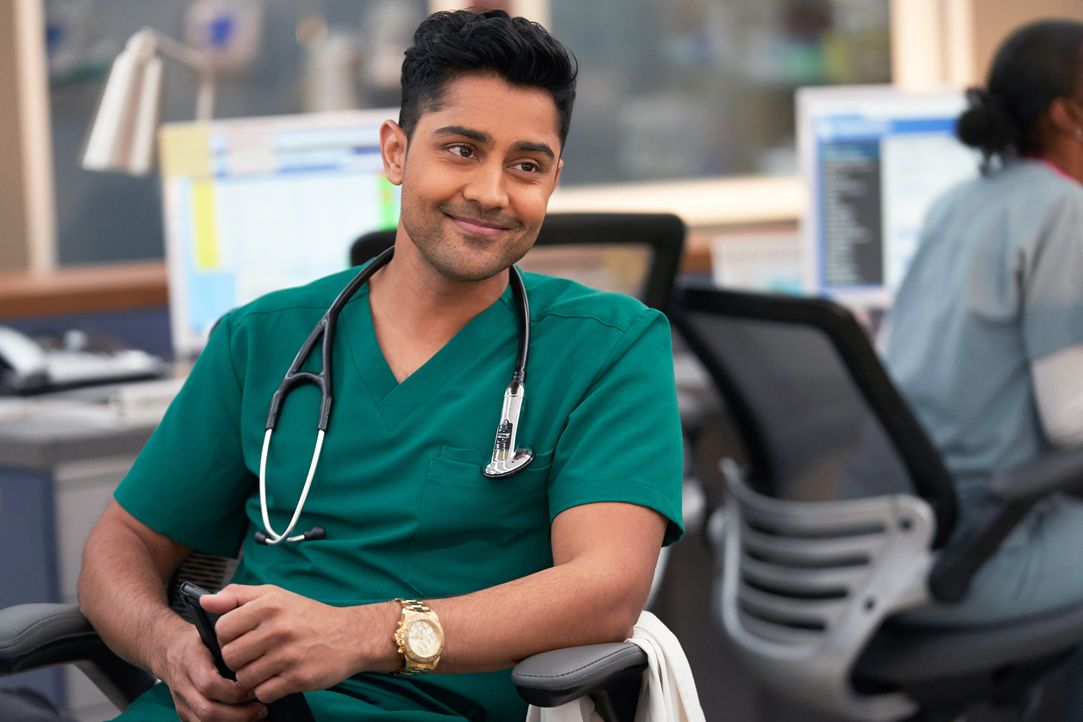 Dr. Devon Pravesh (Manish Dayal) - Bildquelle: Bob Mahoney 2018-2019 Twentieth Century Fox Film Corporation. All rights reserved. / Bob Mahoney