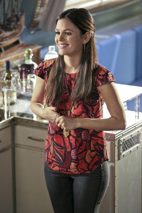 Versucht sich im Online-Dating: Zoe (Rachel Bilson) ... - Bildquelle: Warner Brothers