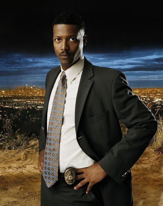 (1. Staffel) - Unterstützt die neue Chefin als Assistent bei Verhören und sämtlichen Ermittlungen: David Gabriel (Corey Reynolds) ... - Bildquelle: Warner Brothers