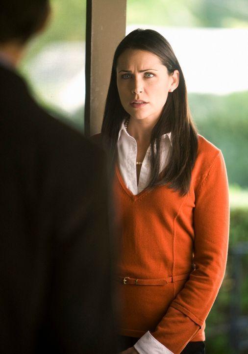 Dass Tammy Gardner (Rena Sofer) völlig verwirrt ist, ist kein Wunder, denn immerhin weiß sie noch nicht, dass sie gestorben ist. - Bildquelle: ABC Studios