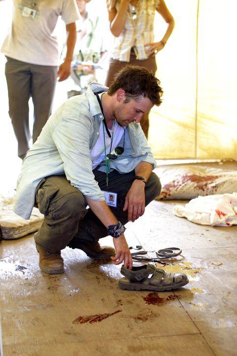 Carter (Noah Wyle) ist geschockt über die schreckliche Situation im Kongo ... - Bildquelle: National Broadcasting Company (NBC)