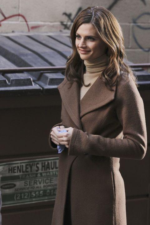 Eine Heiratsvermittlerin wird ermordet aufgefunden. Ein neuer Fall für Kate Beckett (Stana Katic) und ihr Team. - Bildquelle: 2010 American Broadcasting Companies, Inc. All rights reserved.