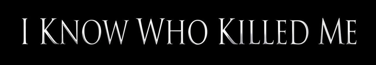 Ich weiß, wer mich getötet hat - Logo - Bildquelle: Sony 2007 CPT Holdings, Inc.  All Rights Reserved.