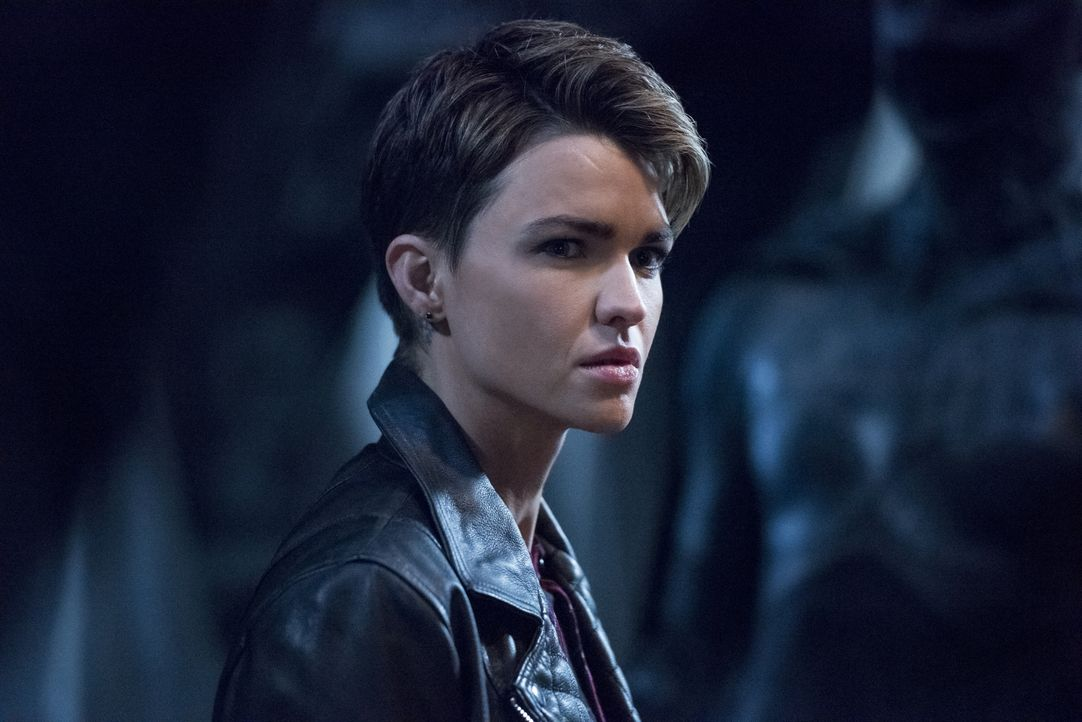 Kate Kane (Ruby Rose) - Bildquelle: Dean Buscher 2019 The CW Network, LLC. All rights reserved. / Dean Buscher