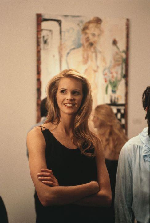 Jane Lindquist (Elle MacPherson) ahnt nicht, dass ihr Nachbar schon seit Jahren eine Schwäche für sie hat ... - Bildquelle: 1996 TriStar Pictures, Inc. All Rights Reserved.