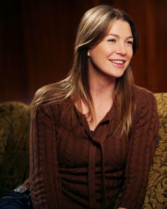 Versucht ihrer Mutter zu erklären, dass Richard nicht mehr kommen wird: Meredith (Ellen Pompeo) ... - Bildquelle: Touchstone Television