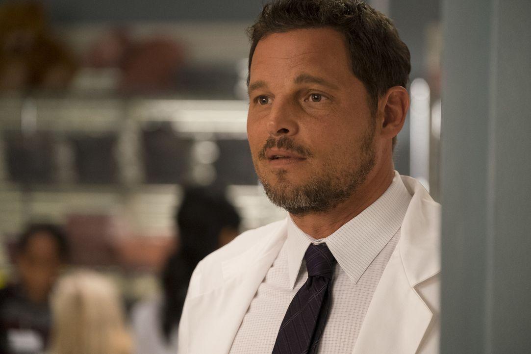 Dr. Alex Karev (Justin Chambers) - Bildquelle: John Fleenor ABC Studios / John Fleenor