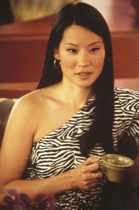 Lucy Liu (Lucy Liu) bricht unerwartet ihre Geschäftsbeziehungen mit Samantha ab. - Bildquelle: Paramount Pictures
