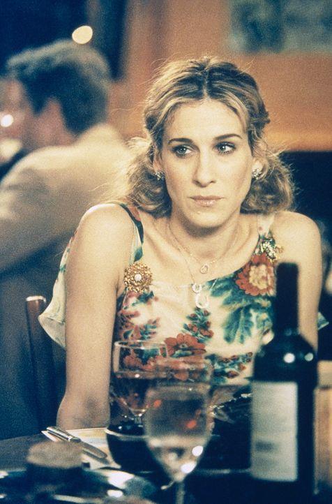 Jeder weiß, dass es in New York spukt. Die Geister, mit denen sich Carrie (Sarah Jessica Parker) herumschlägt, sind allerdings aus Fleisch und Blut. - Bildquelle: Paramount Pictures