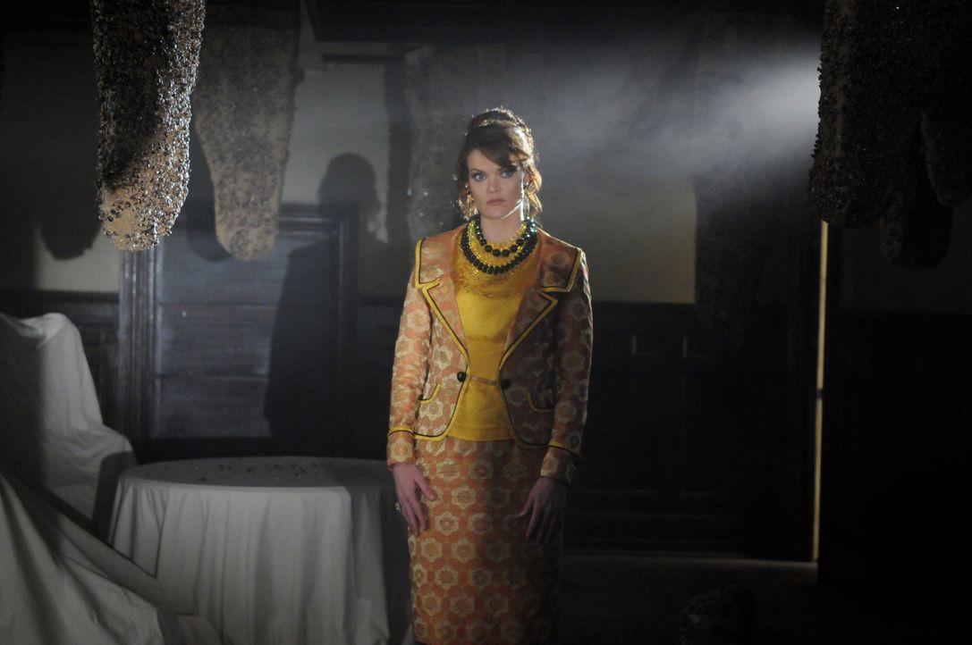 Weiß Betty Bee (Missi Pyle) warum Kentucky Fitz sterben musste? - Bildquelle: Warner Brothers