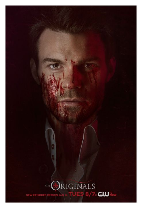 The Originals: Elijah - Bildquelle: Warner Bros. Entertainment Inc.