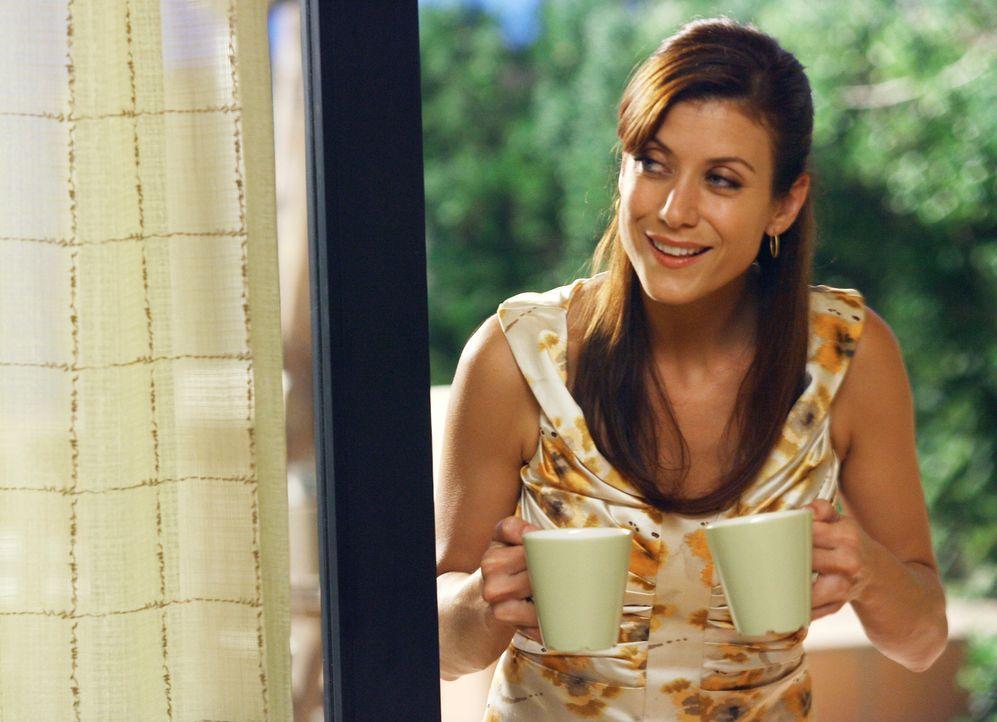 Addison (Kate Walsh) hat ihre neuen Kollegen zu einer Einweihungsfeier in ihr Haus eingeladen, doch niemand sagt zu. Sie versucht, der Sache auf den... - Bildquelle: 2007 American Broadcasting Companies, Inc. All rights reserved.