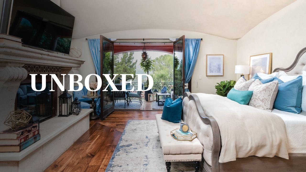 (1. Staffel) UNBOXED - Neuer Style für dein Zuhause - Artwork - Bildquelle: Unboxed CND (OHM) Productions Inc. MMXVII