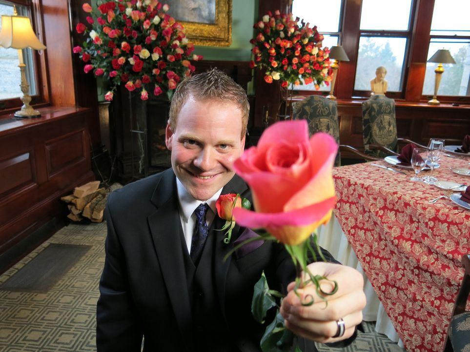 David weiß, wie er seine Herzdame erobert, aber kann er auch seine Konkurrenten überzeugen? - Bildquelle: Richard Vagg DCL