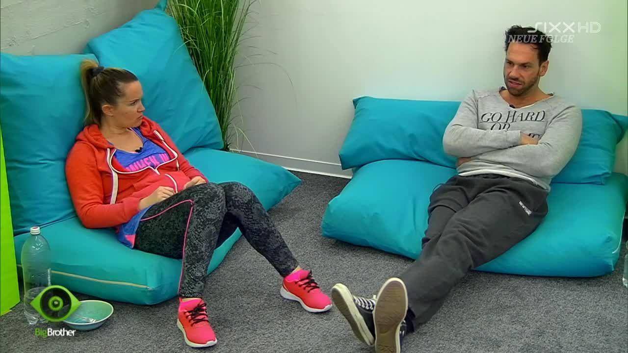 Bianca und Guido führen wichtige Gespräche - Bildquelle: sixx