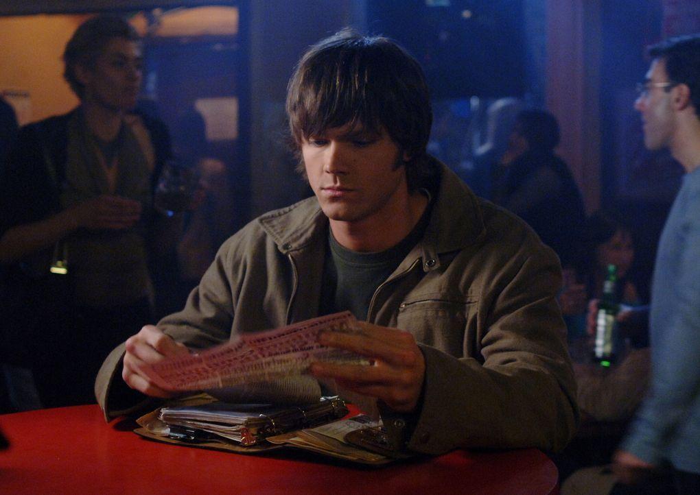 Auf der Spur eines tödlichen Schattens: Sam (Jared Padalecki) ... - Bildquelle: Warner Bros. Television