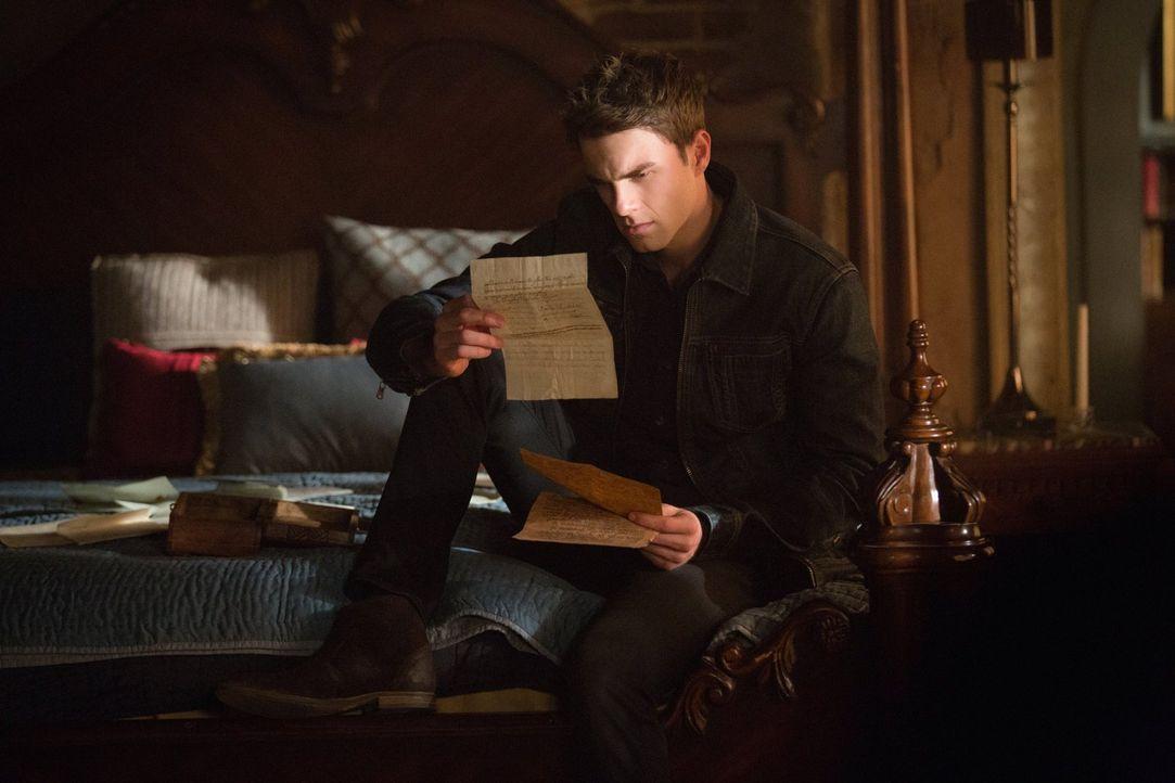 Davina ist geschockt, als sie erkennt, dass Kol (Nathaniel Buzolic) nicht ganz so zurückgekommen ist, wie sie ihn kannte. Kann sie ihm noch vertraue... - Bildquelle: Warner Bros. Entertainment, Inc.