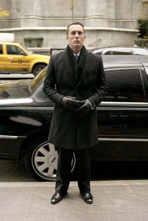 Kommt nicht damit klar, dass seine Neffe Chuck Bass Industries geerbt hat und hat deshalb einen gemeinen Plan: Jack (Desmond Harrington) ... - Bildquelle: Warner Brothers