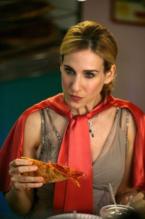 Mit ungewöhnlichen Methoden versucht Carrie (Sarah Jessica Parker), ihrem Sexualleben Leben einzuhauchen ... - Bildquelle: Paramount Pictures