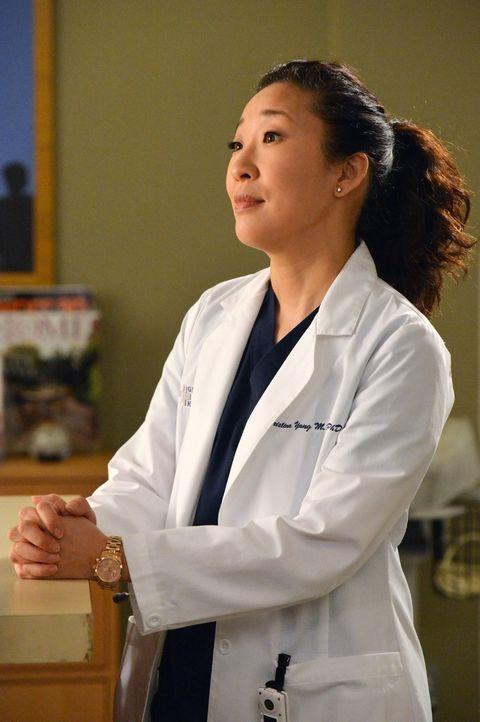Christina (Sandra Oh) wird bewusst, dass sie als Besitzerin eines Krankenhauses schon viel mehr erreicht hat, als andere Ärzte in ihrem Alter und st... - Bildquelle: ABC Studios