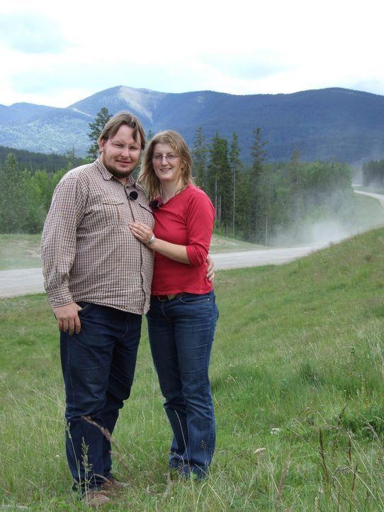 Egal, wie es kommt, Jana (r.) und Torsten (l.) sind fest entschlossen: Sie bauen sich ihr neues Leben in Kanada auf. - Bildquelle: kabel eins