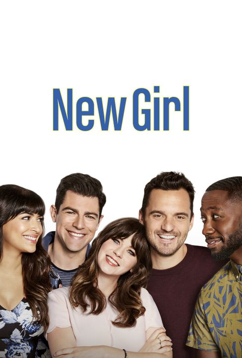 (7. Staffel) - New Girl - Artwork - Bildquelle: 2018 Fox and its related entities.  All rights reserved.