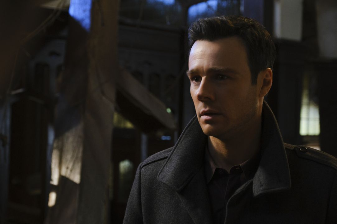 Harry Greenwood (Rupert Evans) - Bildquelle: Jeff Weddell 2020 The CW Network, LLC. All Rights Reserved / Jeff Weddell