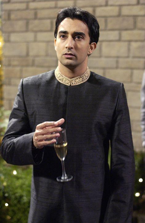 Rahul (Rahul Khanna) hat Ärger mit seiner Familie: Er möchte seine Freundin, eine Kanadierin, heiraten. Doch alle sind dagegen ... - Bildquelle: Universum Film