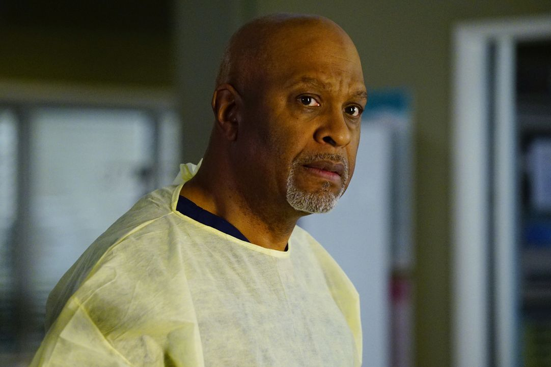 Kümmert sich um die Verletzten eines Gebäudeeinsturzes: Richard (James Pickens Jr.) ... - Bildquelle: Richard Cartwright 2016 American Broadcasting Companies, Inc. All rights reserved.