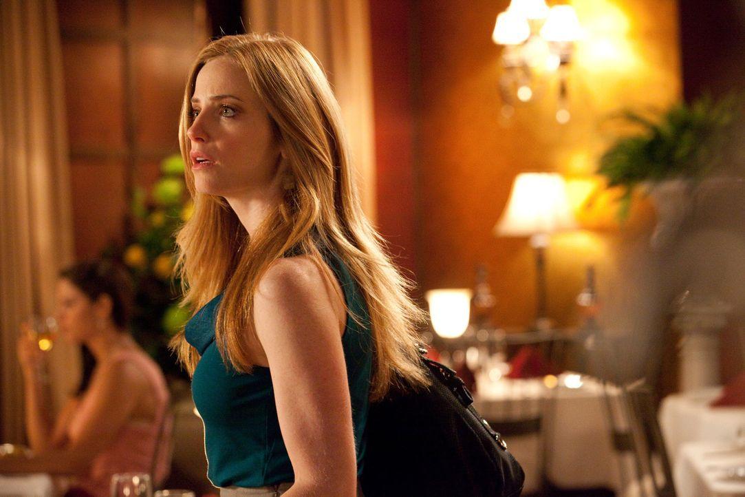 Durch seinen neuen Fall, erkennt Grayson, was er wirklich für Vanessa (Jaime Ray Newman) empfindet ... - Bildquelle: 2009 Sony Pictures Television Inc. All Rights Reserved.
