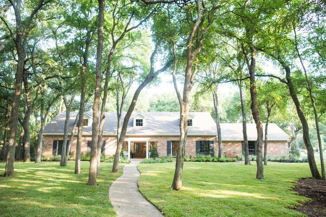 Auf der Wunschliste der Fergusons stehen vier Schlafzimmer, eine open-space Küche, viele Bäume und ein Pool - mit einem Budget von $ 450.000. Konnte... - Bildquelle: Rachel Whyte 2015, HGTV/ Scripps Networks, LLC.  All Rights Reserved.