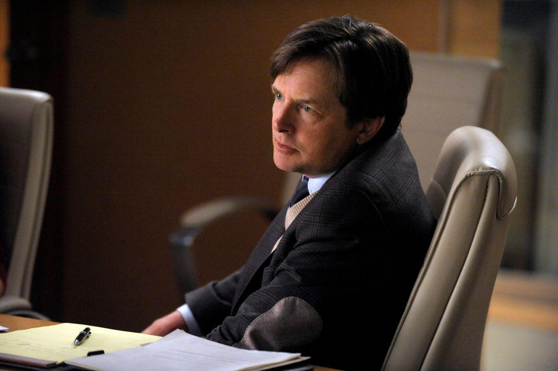 Die Kanzlei Lockhart-Gardner ist Louis Canning (Michael J. Fox) schon lang ein Dorn im Auge ... - Bildquelle: 2011 CBS Broadcasting Inc. All Rights Reserved.