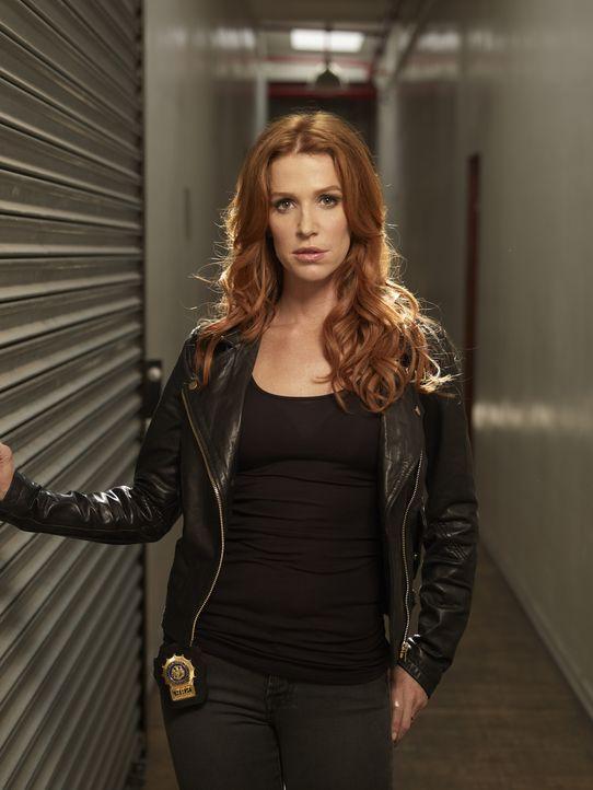 (1. Staffel) - Mit ihrer besonderen Gabe, kann NYPD Detective Carrie Wells (Poppy Montgomery) bei der Aufklärung vieler Mordfälle behilflich sein ..... - Bildquelle: 2011 CBS Broadcasting Inc. All Rights Reserved.
