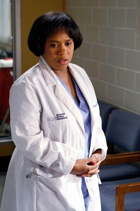 Bailey (Chandra Wilson) fällt es schwer den Tod von Denny zu akzeptieren ... - Bildquelle: Touchstone Television
