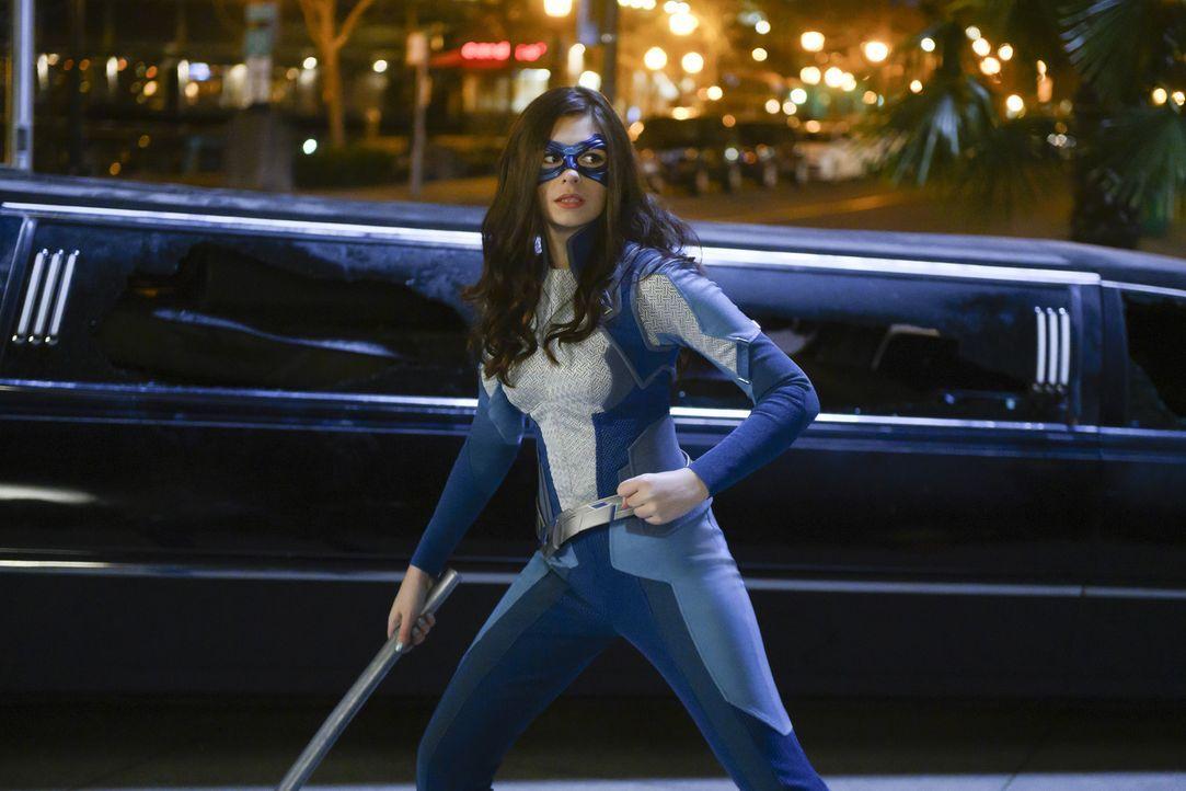 Nia Nal alias Dreamer (Nicole Maines) - Bildquelle: Diyah Pera 2018 The CW Network, LLC. All Rights Reserved.