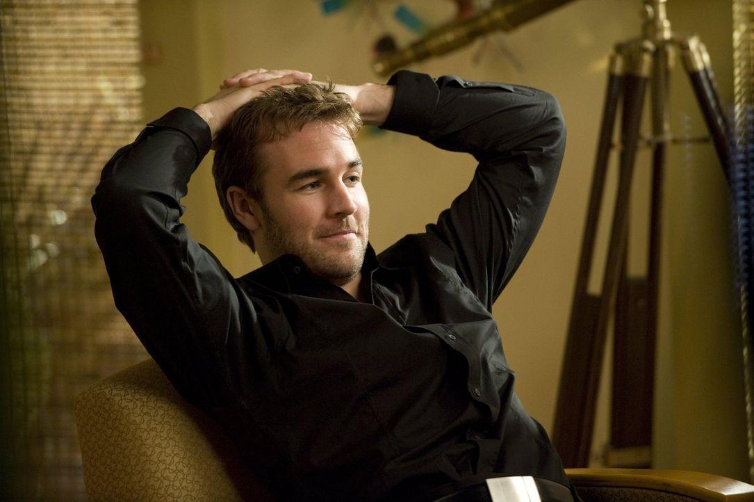 Wird der Schauspieler Dixon (James Van Der Beek) eine Rolle in Lucas' Film übernehmen? - Bildquelle: Warner Bros. Pictures