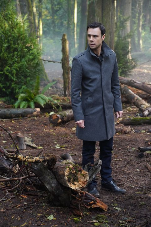 Harry Greenwood (Rupert Evans) - Bildquelle: Colin Bentley 2019 The CW Network, LLC. All Rights Reserved. / Colin Bentley