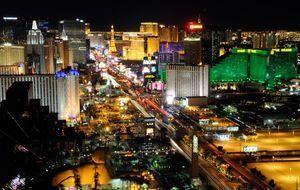 Las Vegas, die Stadt des Glücksspiel, bunten Lichter, Glamour und Hotels
